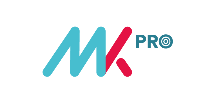 Logotipo Mk Pro